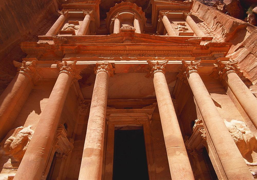 Khazneh, Petra, Jordan, Egypt