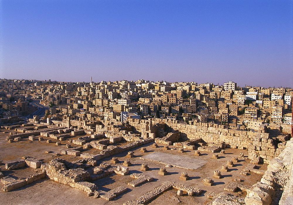 Al Azem palace, Omayad, Amman, Jordan, Middle East