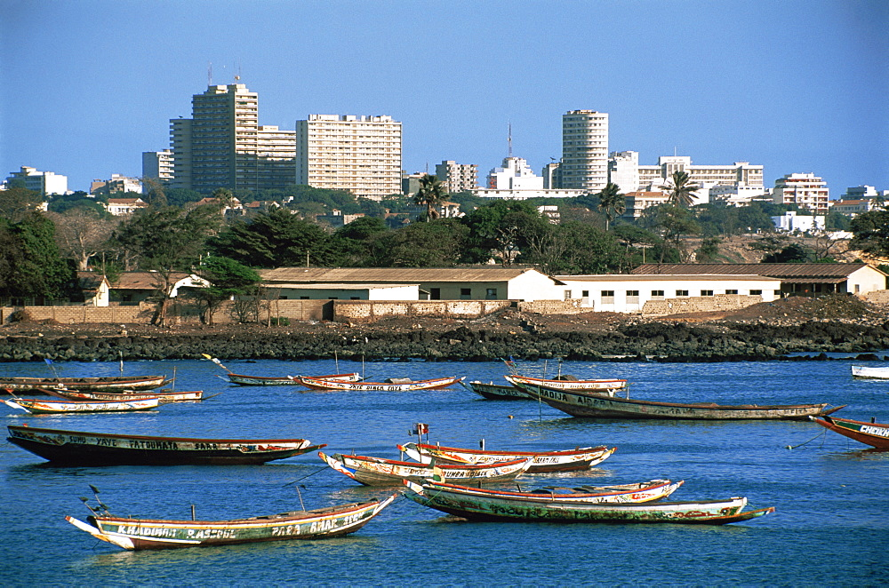 Dakar, Senegal, West Africa, Africa - 700-4809