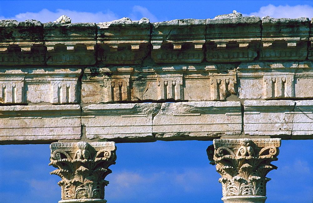 Syria, Apamee Roman Ruins
