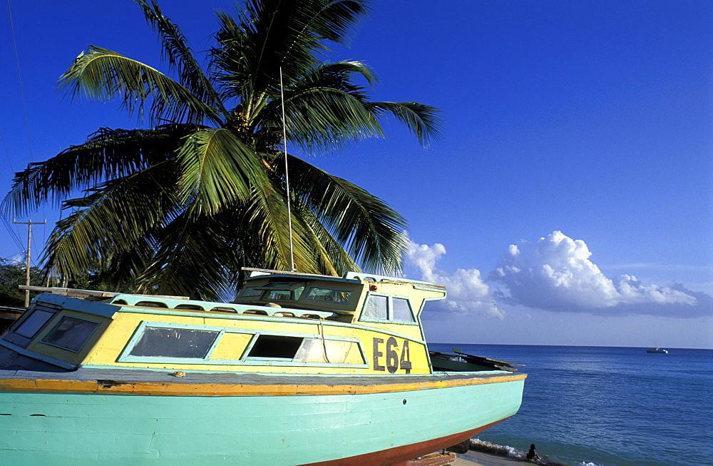 Six Men S Bay Beach Barbados Sunset