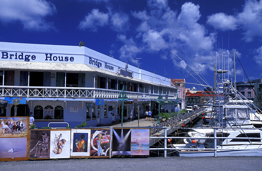 Caribbean, West Indies, Barbados, The Capital Bridgetown