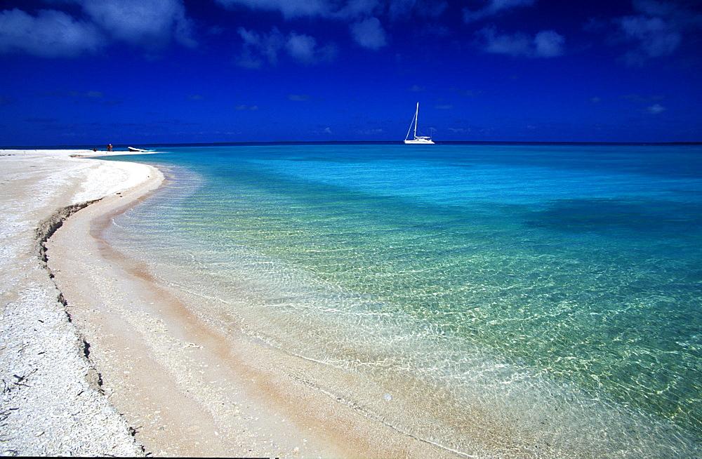 French Polynesia, Tuamotus Archipelago