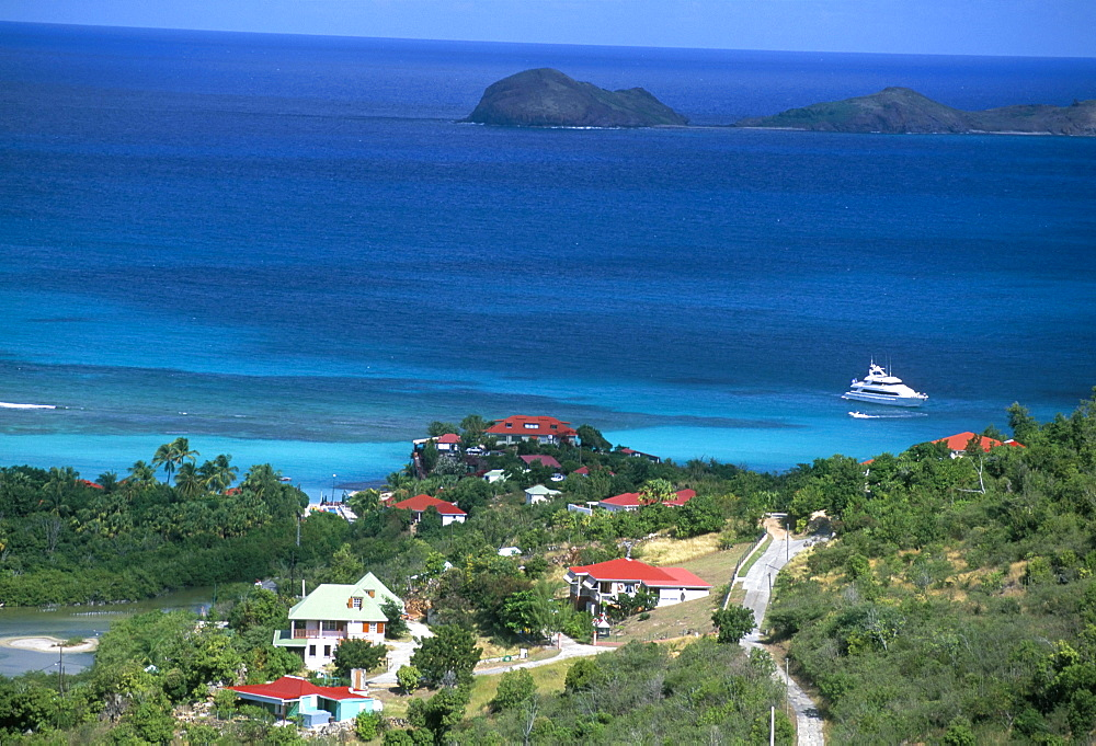 Saint Barthelemy, French Antilles, West Indies, Caribbean, Central America