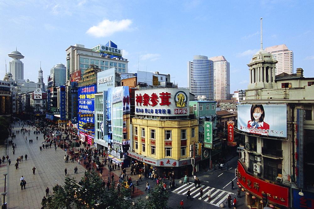Shanghai, China - 700-9686