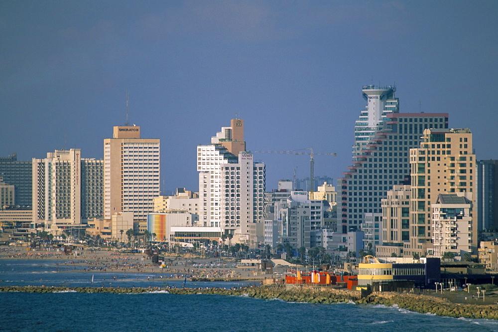 Jaffa and Tel Aviv, Israel, Middle East