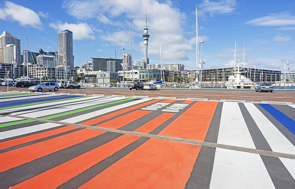 Auckland, North Island, New Zealand, Pacific