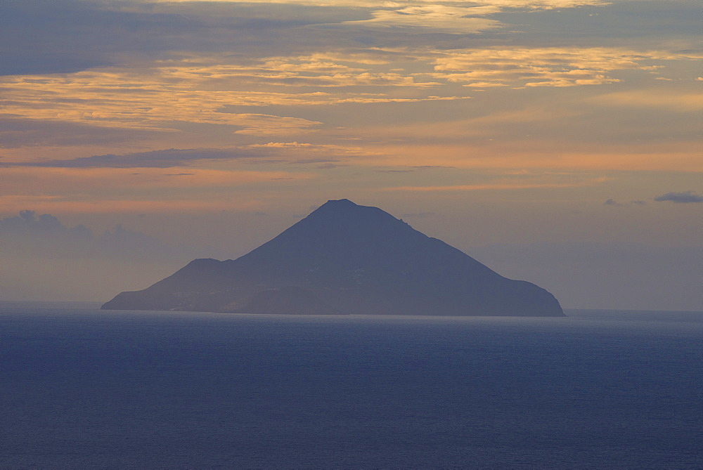 Filicudi Island, Aeolian Islands, UNESCO World Heritage Site, north of Sicily, Italy, Mediterranean, Europe