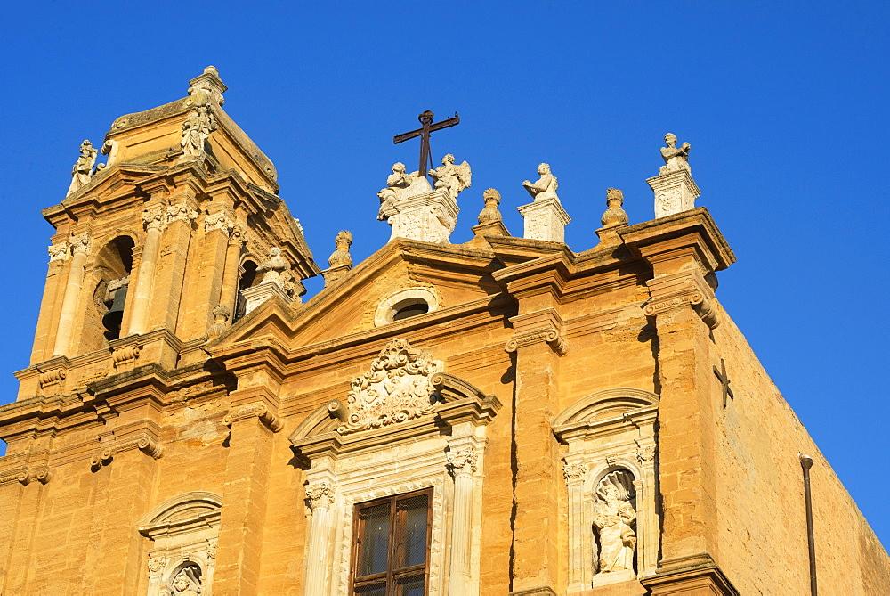 Chiesa di San Lorenzo, Agrigento, Sicily, Italy, Europe - 718-2139