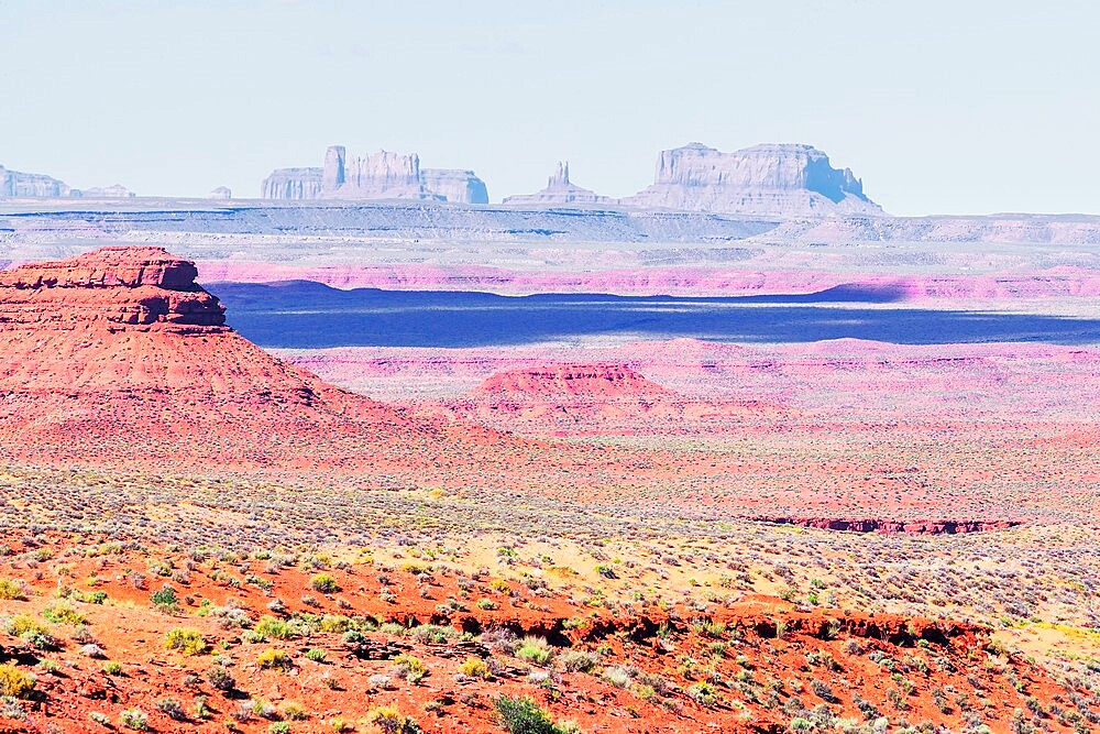 Monument Valley, Arizona, United States of America, North America - 718-2619