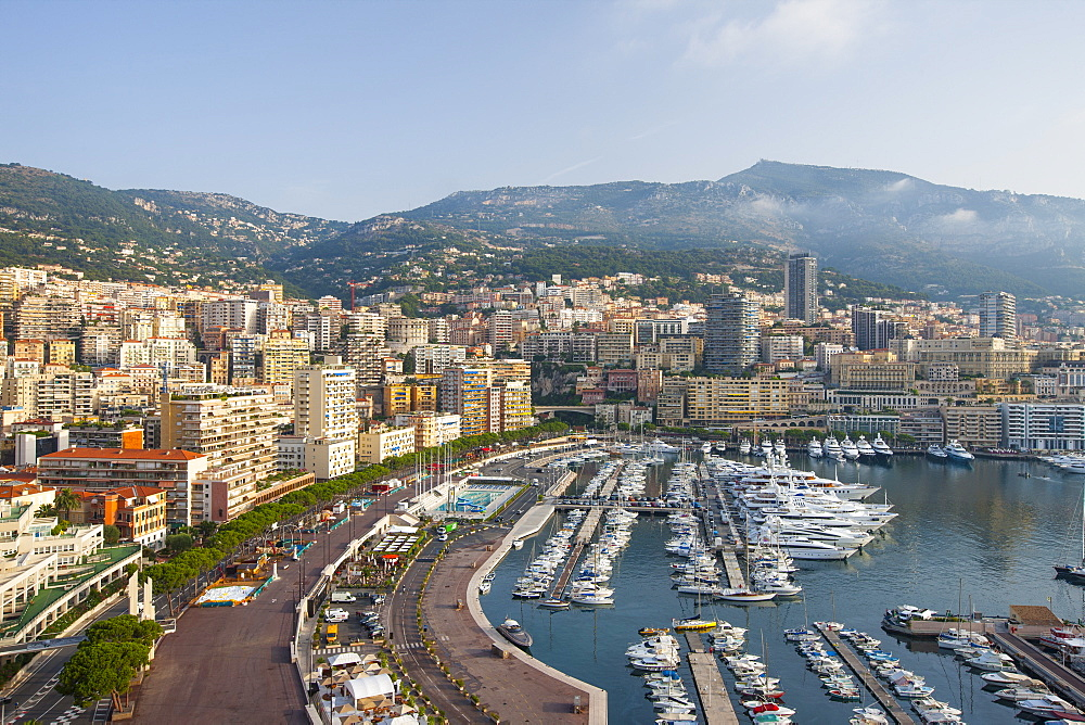 Harbour, Monaco, Mediterranean, Europe