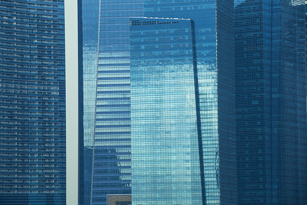 Office Buildings, Singapore, Southeast Asia, Asia - 728-6337