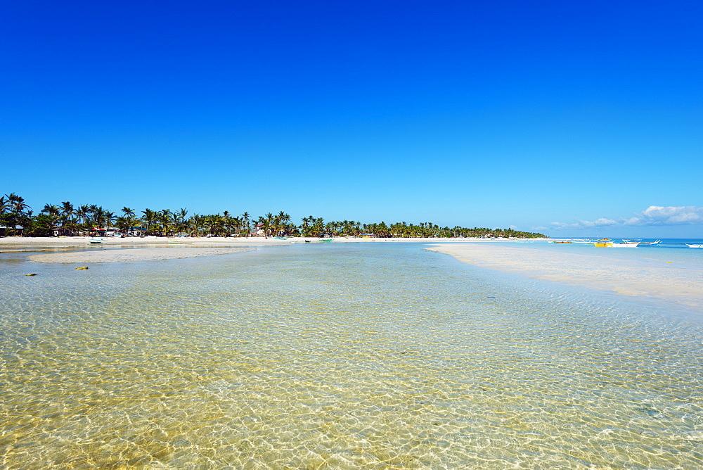Paradise Beach, Bantayan Island, Cebu, The Visayas, Philippines, Southeast Asia, Asia