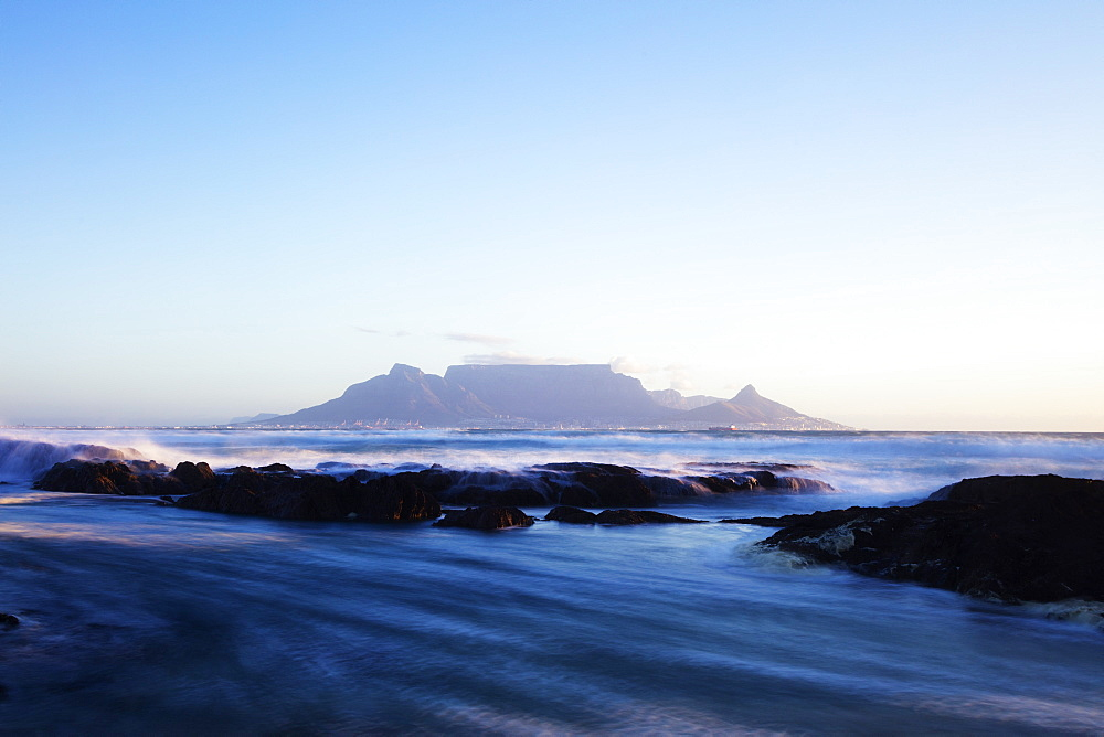 Table Mountain, Cape Town, Western Cape, South Africa, Africa