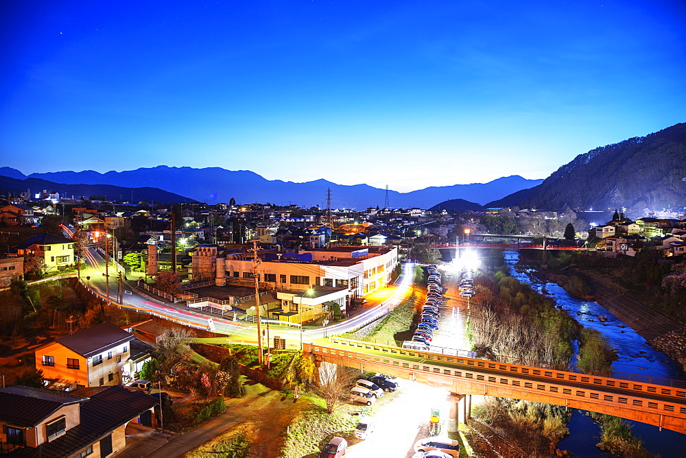 Takato town, Nagano Prefecture, Honshu, Japan, Asia