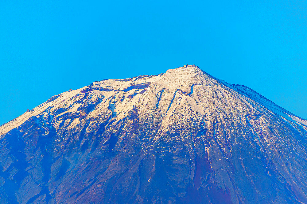 Japan, Honshu, Shizuoka Prefecture, Fuji-Hakone-Izu National Park, Unesco site Mt Fuji (3776m)