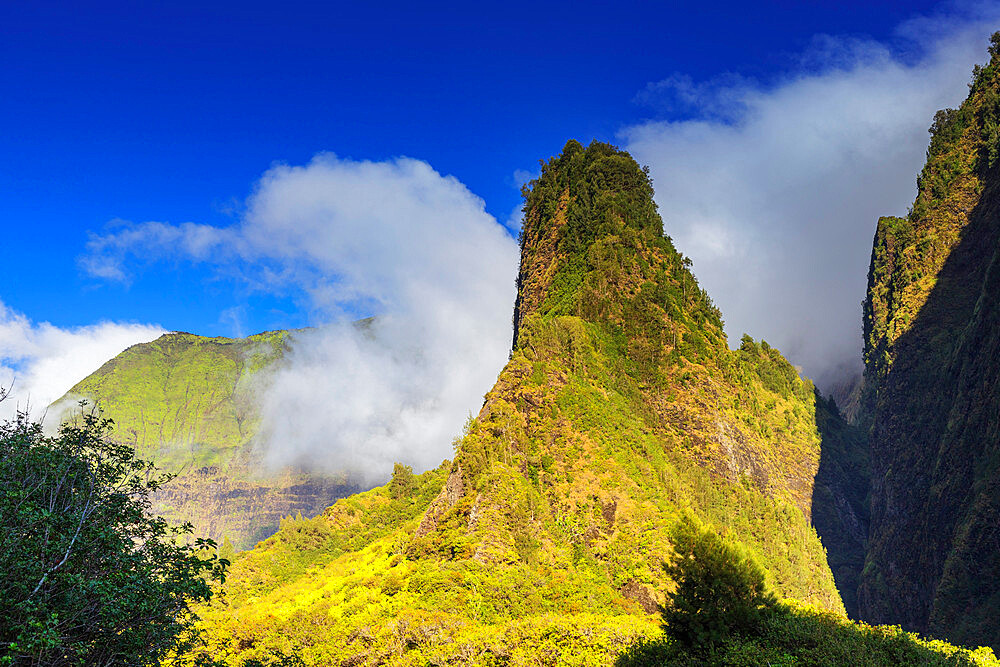 Iao Needle State Park, Maui Island, Hawaii, United States of America, North America