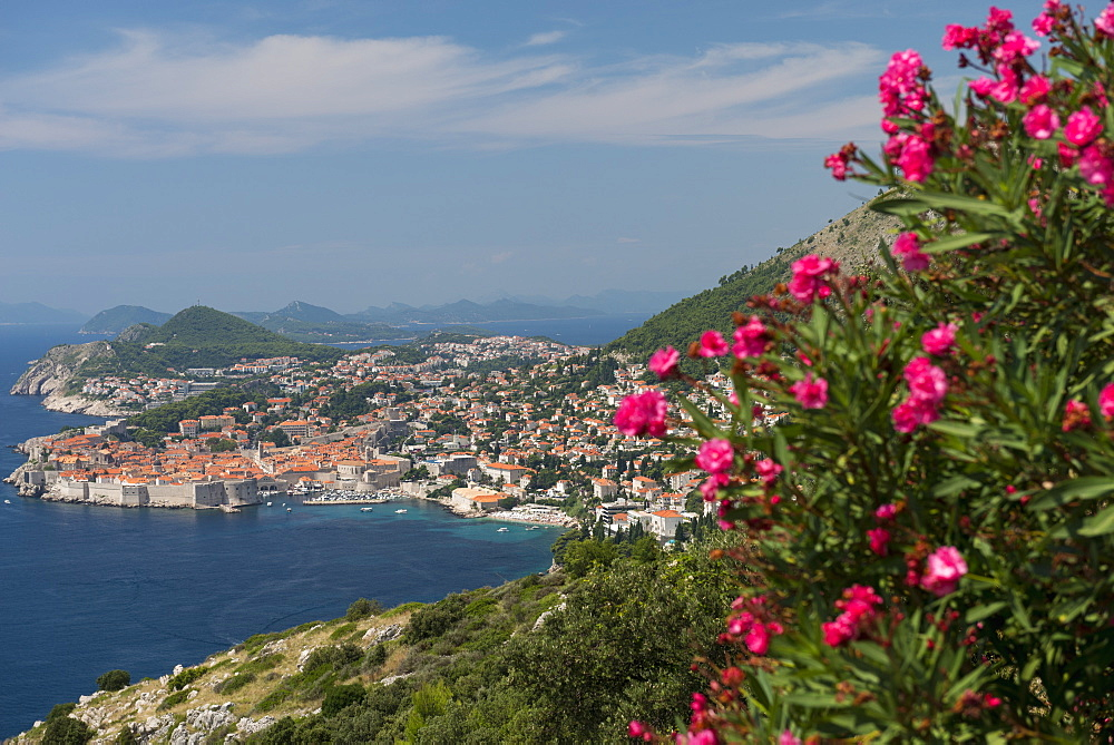Dubrovnik and islands, Croatia.