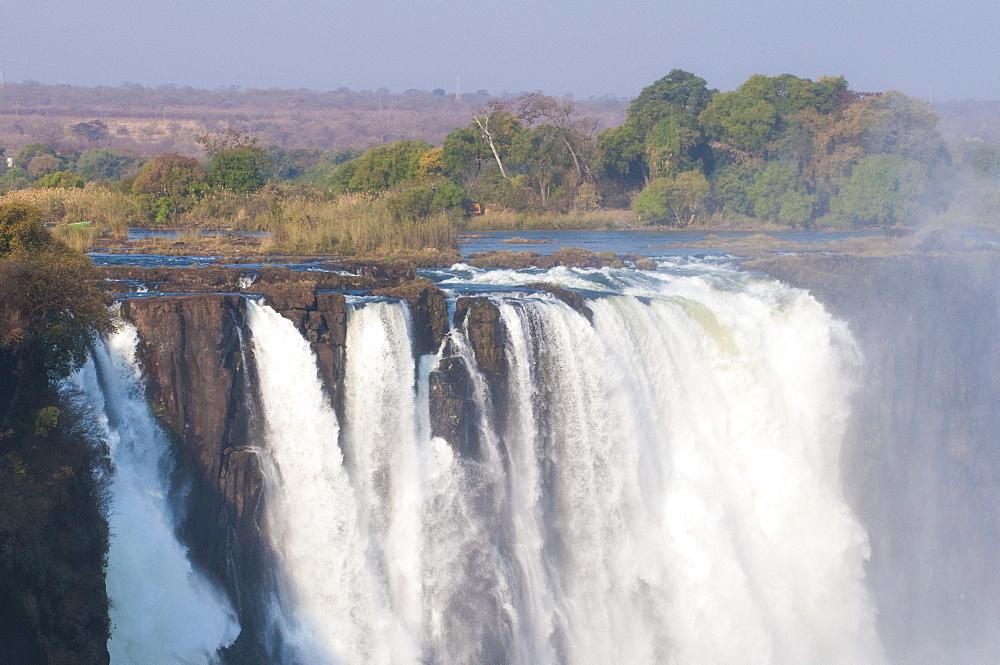 Victoria Falls, UNESCO World Heritage Site, Zimbabwe, Africa