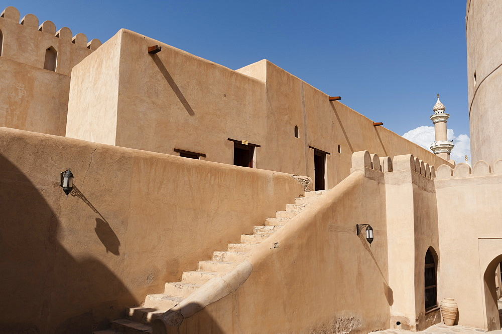 Nizwa Fort, Oman, Middle East