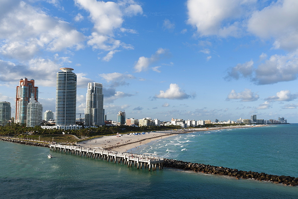 South Beach, Miami Beach, Florida, United States of America, North America