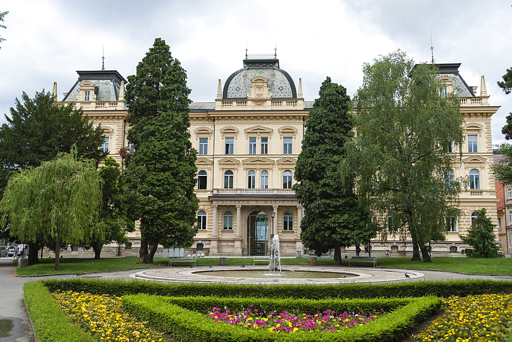 The University of Maribor, Slovenia, Europe - 741-5453