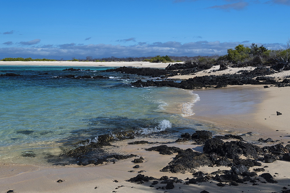 Bachas beach, North Seymour Island, Galapagos Islands, UNESCO World Heritage Site, Ecuador, South America - 741-5585