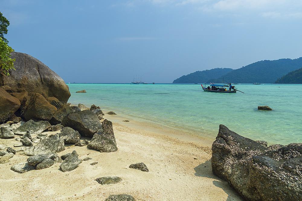 Ko Surin Island, Mu Koh Surin Marine National Park, Thailand, Southeast Asia, Asia