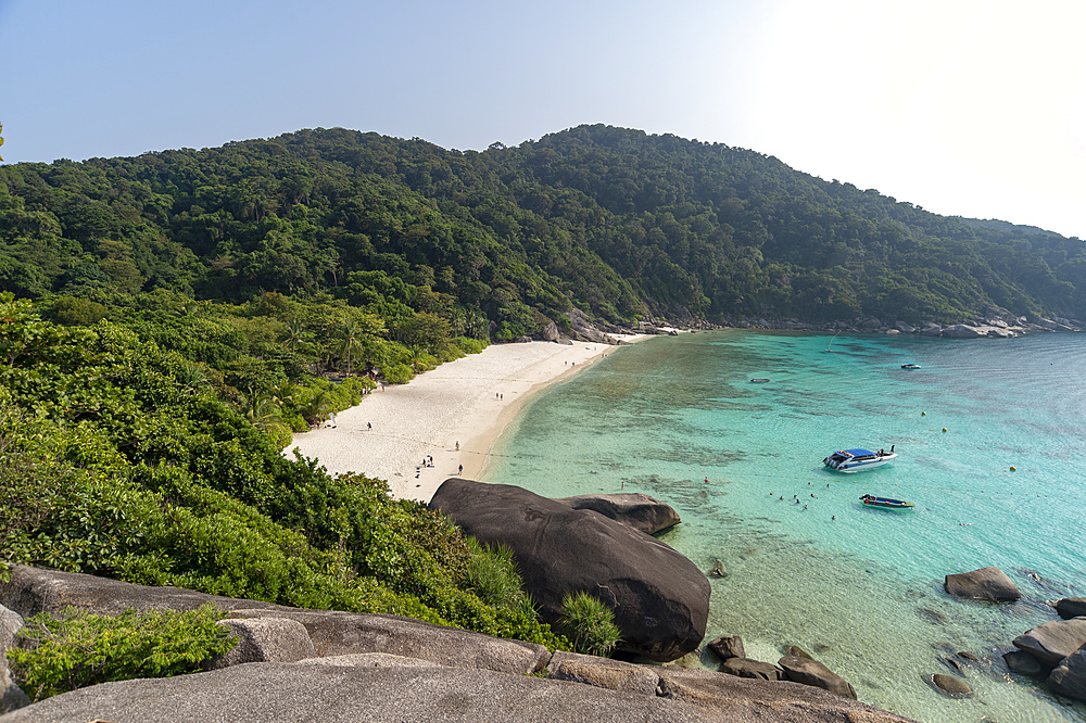 Ko Miang, Similan Islands, Thailand, Southeast Asia, Asia