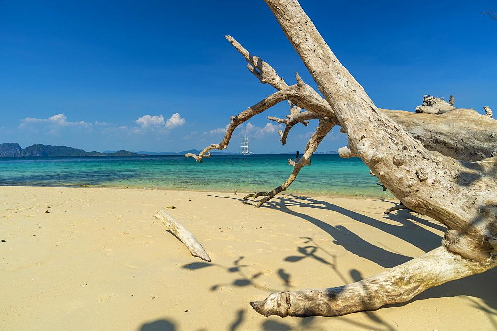Ko Kradan, Talay Trang archipelago, Thailand, Southeast Asia, Asia