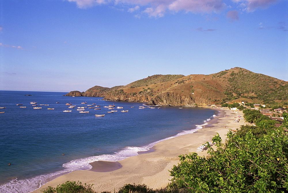 Playa Manzanillo, Isla Margarita, Venezuela, South America