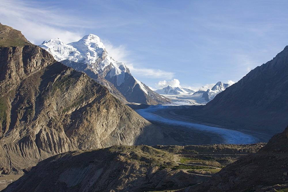 Glacier, Zanskar, India, Asia - 745-109