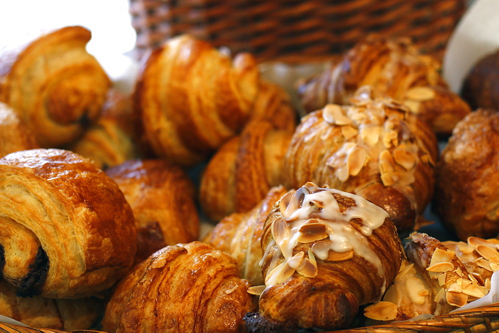 Croissants, France, Europe - 745-123