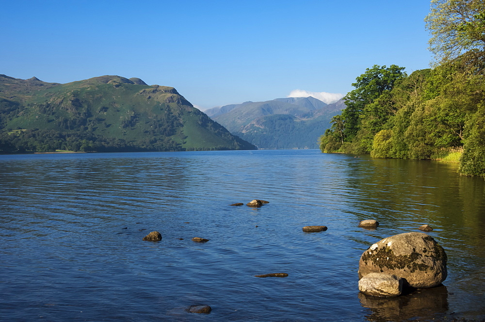 Ullswater, Lake District National Park, Cumbria, England, United Kingdom, Europe - 747-1797