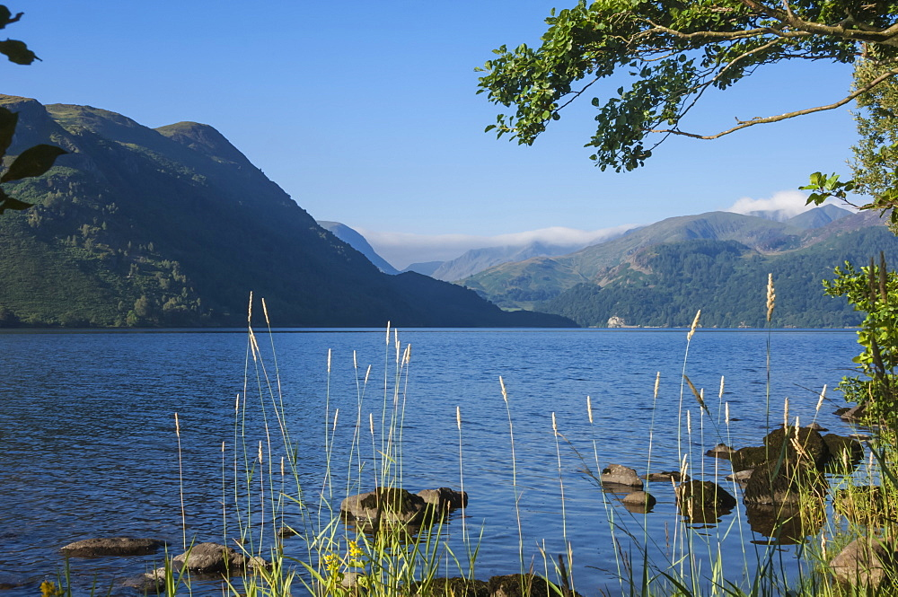 Ullswater, Lake District National Park, Cumbria, England, United Kingdom, Europe - 747-1798