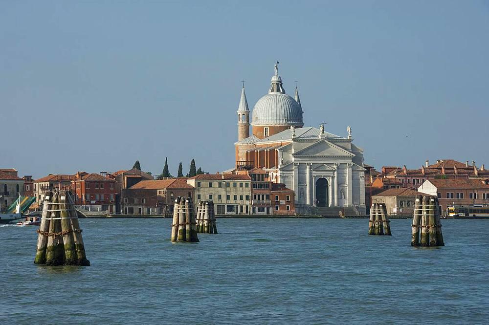 Chiesa del Santissimo Redentore, Giudecca, Venice, UNESCO World Heritage Site, Veneto, Italy, Europe - 747-1912