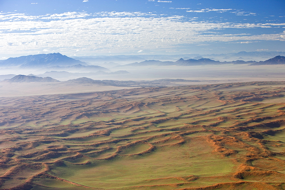 Aerial photo, Namib Naukluft National Park, Namibia, Africa - 748-1076