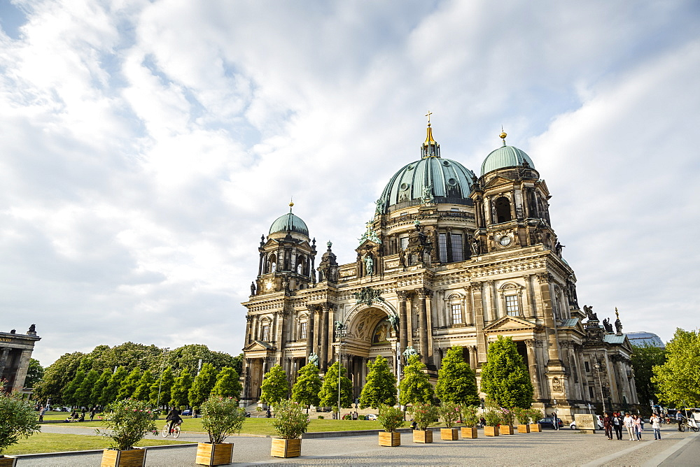 Berliner Dom (Berlin Cathedral), Mitte, Berlin, Germany, Europe