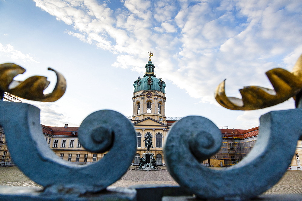Charlottenburg Palace (Schloss Charlottenburg), Charlottenburg, Berlin, Germany, Europe
