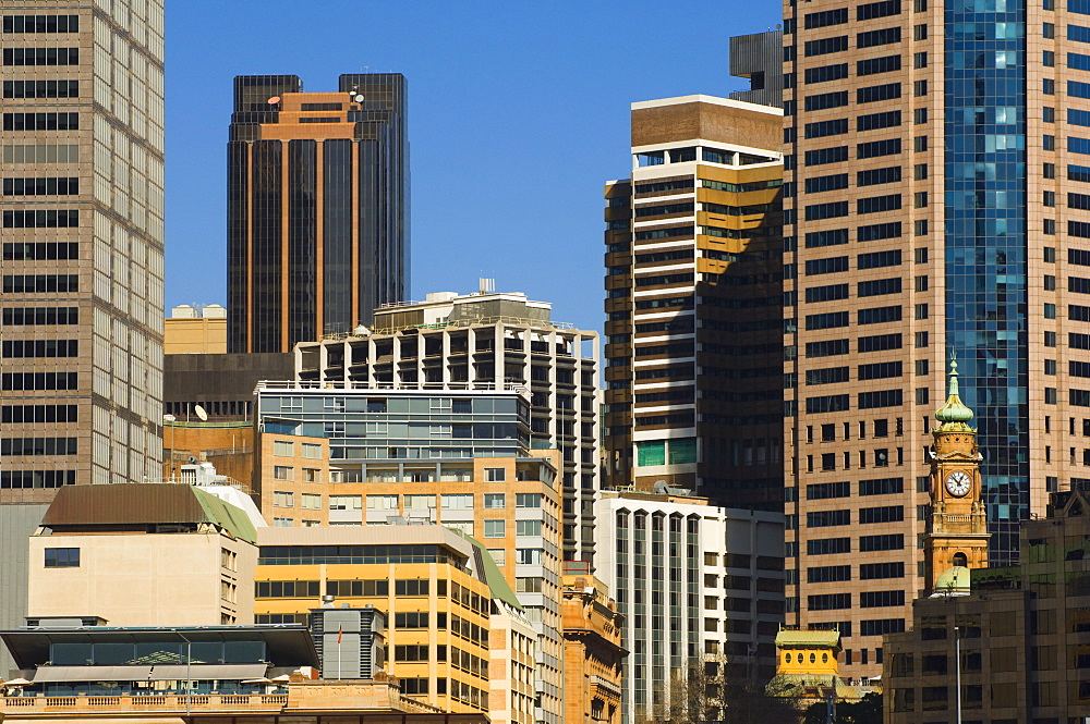 Downtown, Sydney, New South Wales, Australia, Pacific