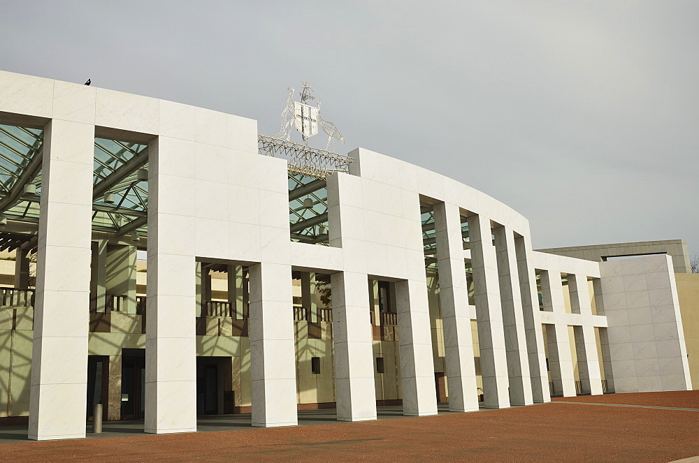 Parliament House, Canberra, Australian Capital Territory, Australia, Pacific