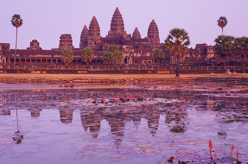Angkor Wat, Angkor, UNESCO World Heritage Site, Siem Reap, Cambodia, Indochina, Southeast Asia Asia - 756-788