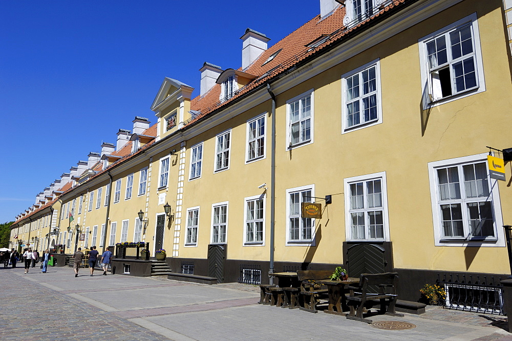 Jekaba kazarmas (Jacob's Barracks), Riga, Latvia, Baltic States, Europe