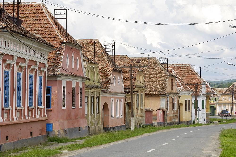 Biertan, Transylvania, Romania, Europe - 762-365