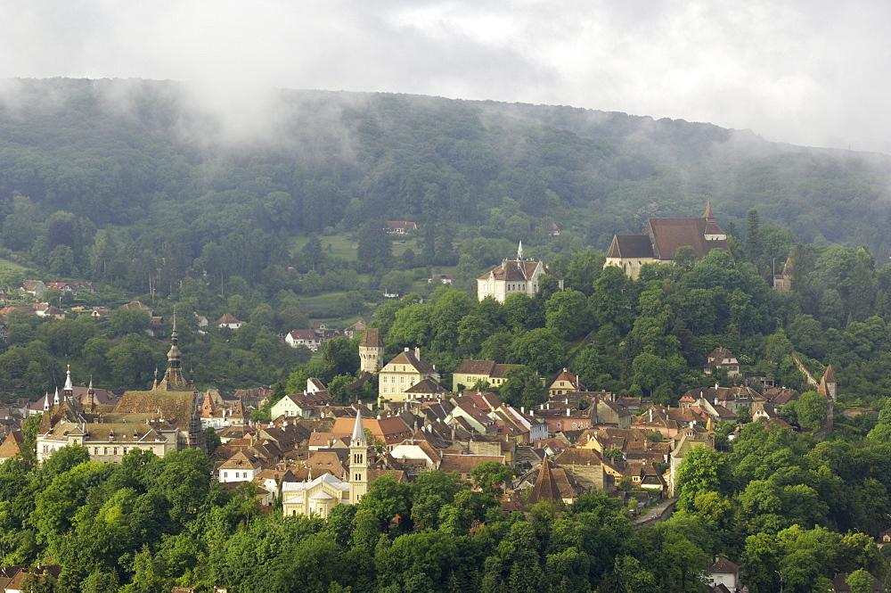 Sighisoara, Transylvania, Romania, Europe