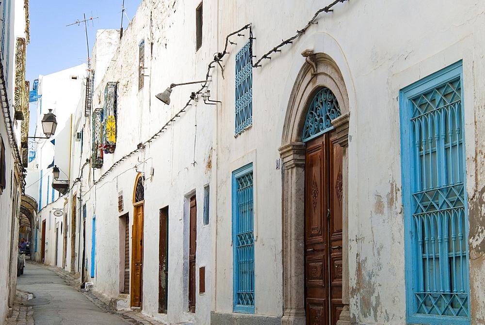 Street, Tunis, Tunisia, North Africa, Africa