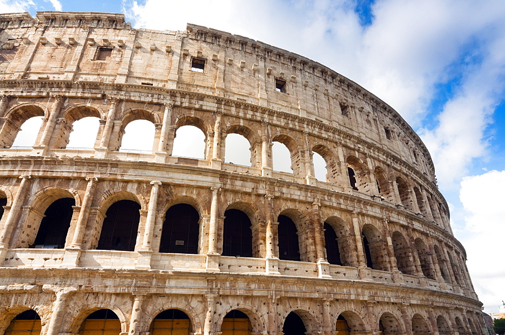Colosseum or Flavian Amphitheatre, Rome, Unesco World Heritage Site, Latium, Italy, Europe - 765-1958