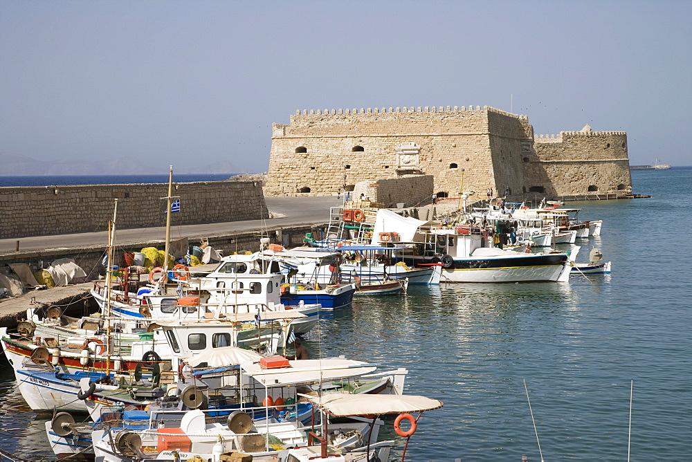 Iraklion (Heraklion), Crete, Greece, Europe