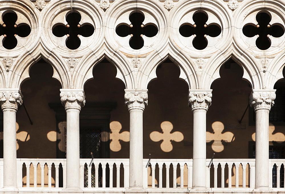 Palazzo Ducale in San Marco Square, Venice, UNESCO World Heritage Site, Veneto, Italy, Europe
