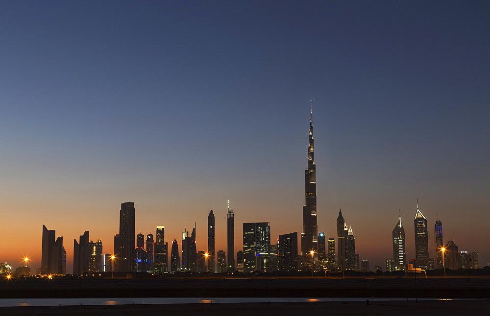 Dubai, United Arab Emirates, Middle East